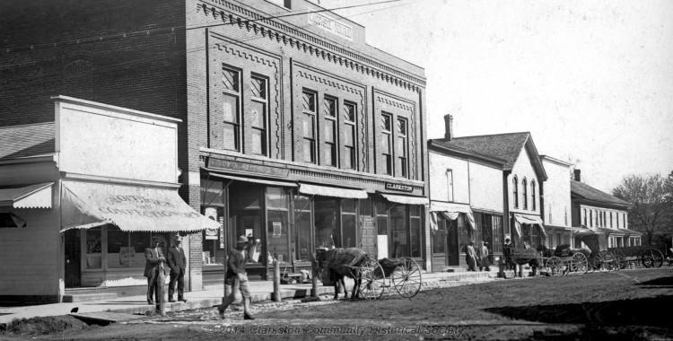 South Main Street, c. 1908