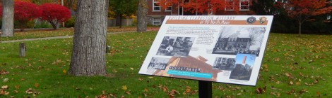 MotorCities Wayside Exhibit Program