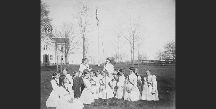 history-slides-school-girls
