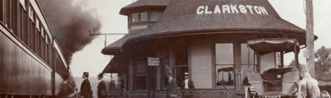 Train Depot, c. 1900 [historic slideshow]