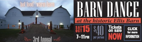 Barn Dance at the Ellis Barn