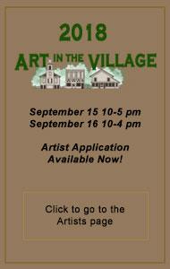 Art in the Village 2018