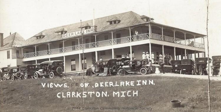 Deer Lake Inn, c. 1920 [historic slideshow]