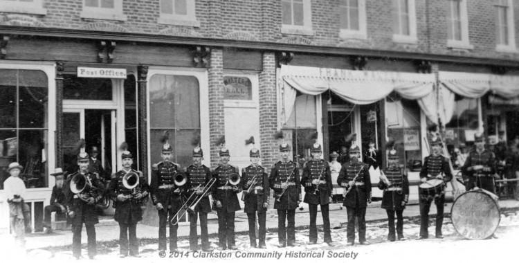 Coronet Band, c. 1890 [historic slideshow]
