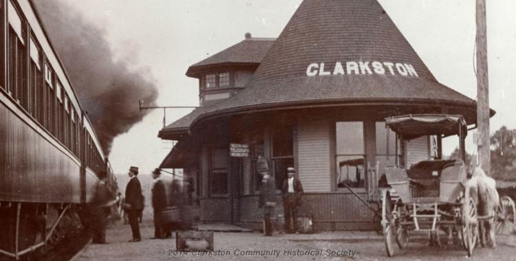 Train Depot, c. 1900 [historic slideshow]